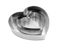 Kalup za torte u obliku src